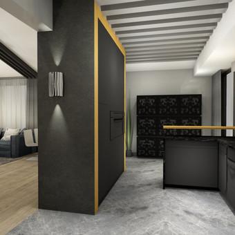 Casa-nova interjero dizainas ir projektavimas / Casa-nova Interjero dizainas / Darbų pavyzdys ID 286801