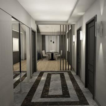Casa-nova interjero dizainas ir projektavimas / Casa-nova Interjero dizainas / Darbų pavyzdys ID 286803