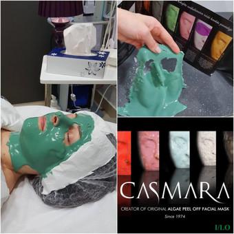 Prabangi Casmara kaukių terapija