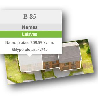 Interneto svetainių kūrimas Vilniuje / Martynas Paliulis / Darbų pavyzdys ID 287855