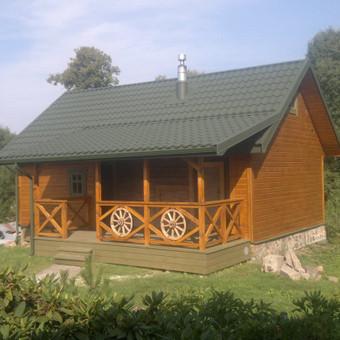 Karkasiniu namu statyba remontas  renovavimas Stogu dengimas / ovidijus / Darbų pavyzdys ID 288025