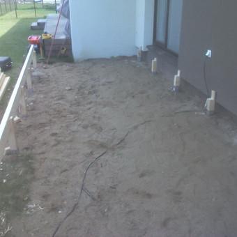 Karkasiniu namu statyba remontas  renovavimas Stogu dengimas / ovidijus / Darbų pavyzdys ID 288049