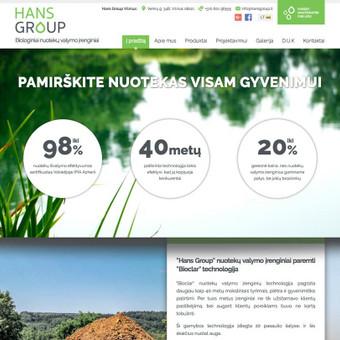 Interneto svetainių kūrimas Vilniuje / Martynas Paliulis / Darbų pavyzdys ID 288353