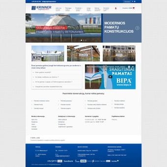 Internetinių svetainių kūrimas Vilniuje / Lauras Pranckevicius / Darbų pavyzdys ID 288941