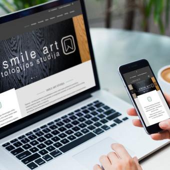 Odontologijos klinikos internetinė svetainė. http://saklinika.lt/