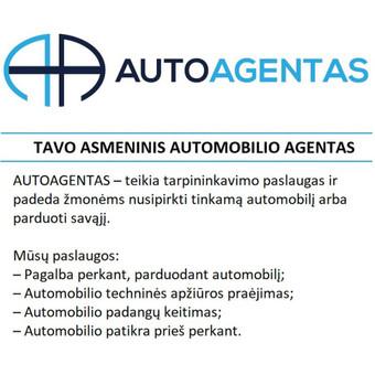 Jūsų asmeninis automobilio agentas / Marius Kuckailis / Darbų pavyzdys ID 289509