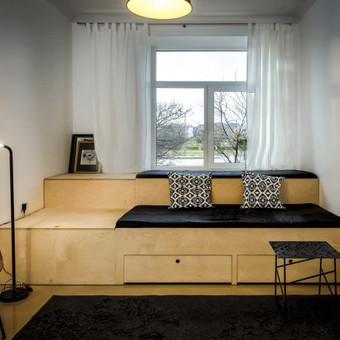 Gyvenamasis kambarys Nr 1