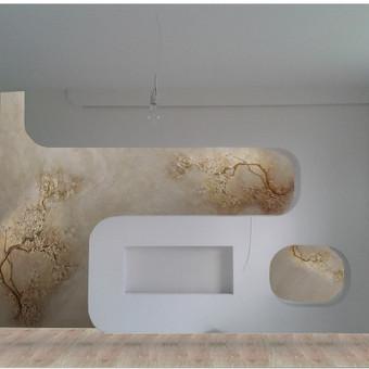 salono dekoracija