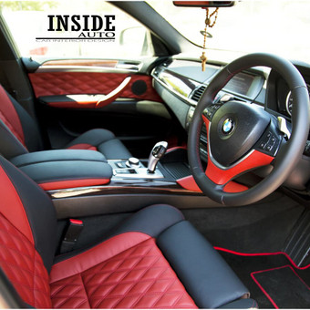 Automobilių salonu siuvimas Vilniuje / Inside auto / Darbų pavyzdys ID 290825