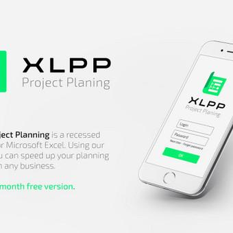 Projektų planavimas. Programoms ikonėle.