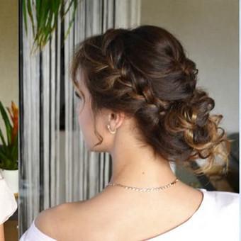 """""""Silvija MUA Make Up & Hairstyles""""  - MAKIAŽAI ir ŠUKUOSENOS / Silvija / Darbų pavyzdys ID 291427"""