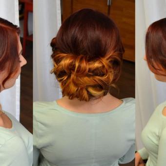 """""""Silvija MUA Make Up & Hairstyles""""  - MAKIAŽAI ir ŠUKUOSENOS / Silvija / Darbų pavyzdys ID 291429"""
