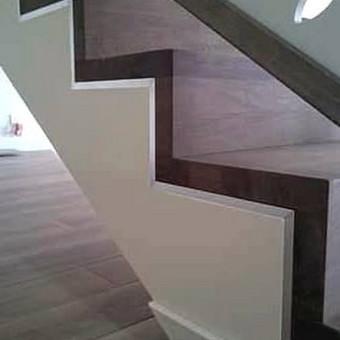Laiptų gamyba ir projektavimas / UAB Wood Step / Darbų pavyzdys ID 292067