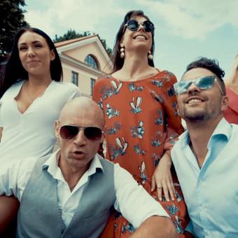 """Vaikinų grupė """"Džentelmenai"""" pristato naują vasaros ritmu pulsuojantį kūrinį."""