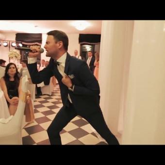 Renginių vedėjo Mindaugo Jocio promo video.