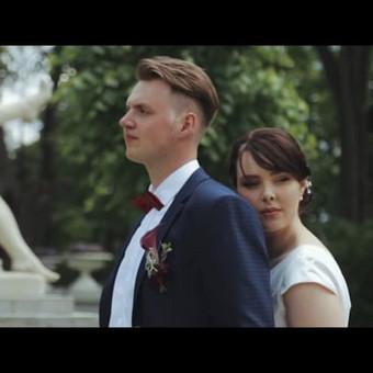 Editos ir Justo vestuvių gražiausios akimirkos.
