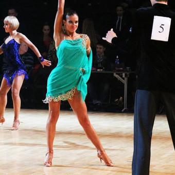 Vestuviniai šokiai, Šokėja ir šokių mokytoja Vilniuje / Ieva Konopliovaitė / Darbų pavyzdys ID 293365