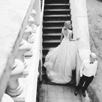 Vestuvių fotografavimas visoje Lietuvoje / Aistė Pranculienė / Darbų pavyzdys ID 293371