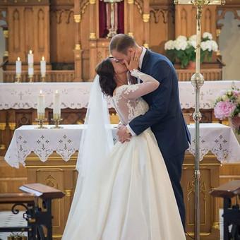 Vestuvinių ir proginių suknelių siuvėja Vilniuje / Oksana Dorofejeva / Darbų pavyzdys ID 293437