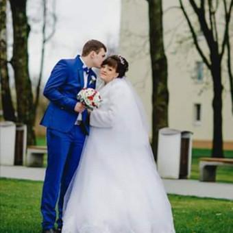 Vestuvinių ir proginių suknelių siuvėja Vilniuje / Oksana Dorofejeva / Darbų pavyzdys ID 293439