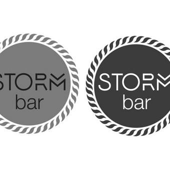 "Logotipas baro  ""Storm"""