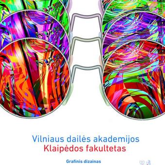 Plakatas Vilniaus dailės akademijai.