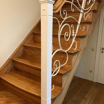 Laiptų gamyba ir projektavimas / UAB Wood Step / Darbų pavyzdys ID 294375