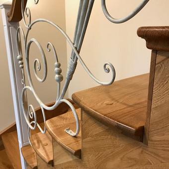 Laiptų gamyba ir projektavimas / UAB Wood Step / Darbų pavyzdys ID 294377