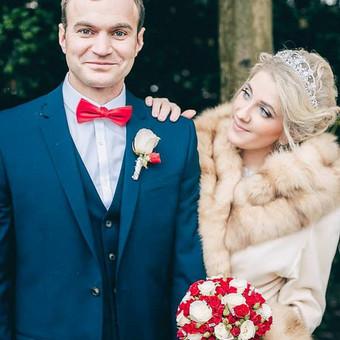 Vestuvių fotografas Klaipėdoje, bei visoje Lietuvoje. / Mantas / Darbų pavyzdys ID 294641