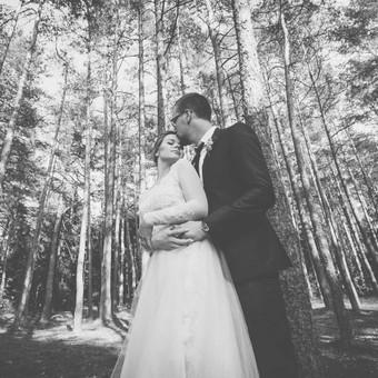 Vestuvių fotografas Klaipėdoje, bei visoje Lietuvoje. / Mantas / Darbų pavyzdys ID 294669