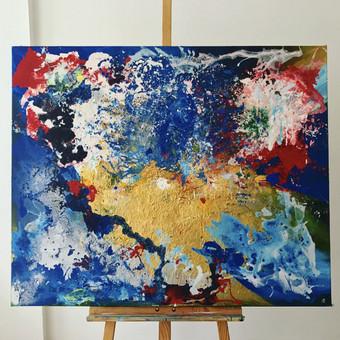 Dailininkė Vilniuje / Artroom Studija / Darbų pavyzdys ID 295271