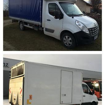 Krovinių pervežimas Vilniuje / damtransa / Darbų pavyzdys ID 296837