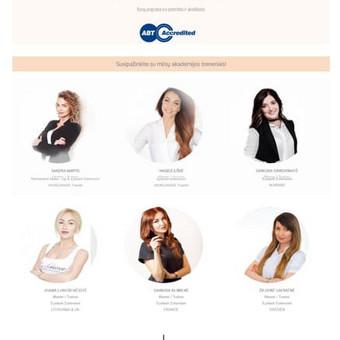 #1 Interneto svetainių, bei parduotuvių kūrimas,  SEO / Jonas Urbonas / Darbų pavyzdys ID 297397
