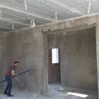 statybos priežiūra, st.medž. tiekimas