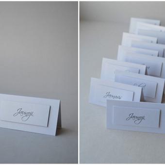 Stalo kortelė. Dydis - 40 x 80.
