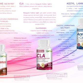 Grafikos dizainas / Reda Bernotaitė / Darbų pavyzdys ID 299075