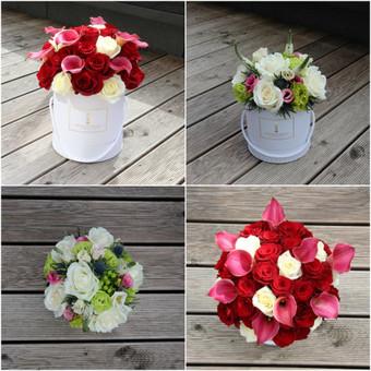 Memelio gėlės / Silvija / Darbų pavyzdys ID 299189