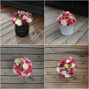 Memelio gėlės / Silvija / Darbų pavyzdys ID 299191