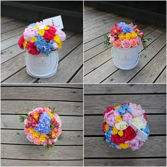 Memelio gėlės / Silvija / Darbų pavyzdys ID 299195