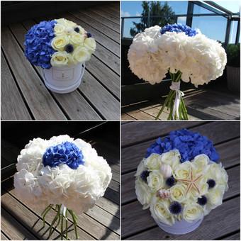 Memelio gėlės / Silvija / Darbų pavyzdys ID 299241