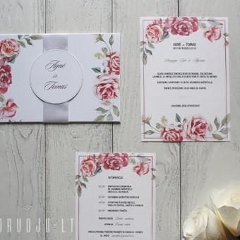 Vestuviniai kvietimai (rinkinys)