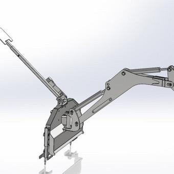 Braižytojas - Brėžiniai, 3D modeliai / Mindaugas Damažeckas / Darbų pavyzdys ID 299815