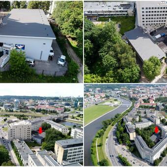 Parduodamos patalpos Vilniuje (Foto iš oro)