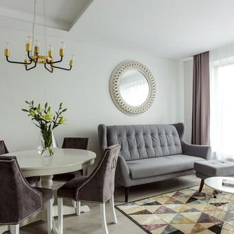 Interjero dizainerė Vilniuje / Anastasija Žuk / Darbų pavyzdys ID 301237