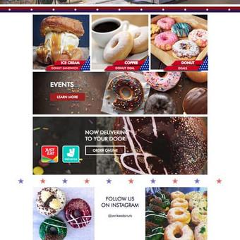 Svetainių kūrimas, web aplikacijų kūrimas / Vaidas Jokubauskas / Darbų pavyzdys ID 301381