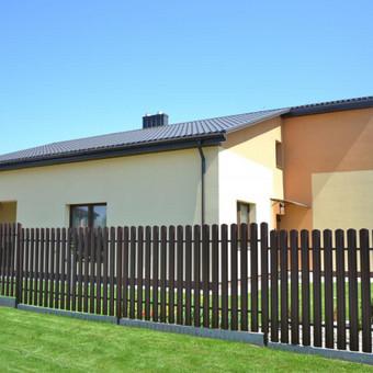 Tvoros, Vartai, Varteliai, Betonavimas / Dovydas Sagurskis / Darbų pavyzdys ID 302417
