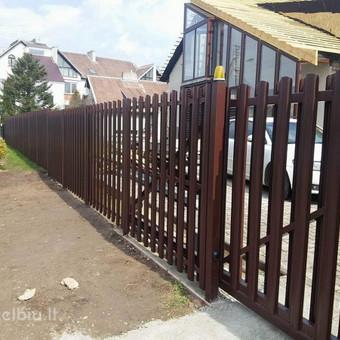 Tvoros, Vartai, Varteliai, Betonavimas / Dovydas Sagurskis / Darbų pavyzdys ID 302421