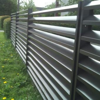 Tvoros, Vartai, Varteliai, Betonavimas / Dovydas Sagurskis / Darbų pavyzdys ID 302427