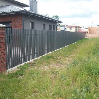 Tvoros, Vartai, Varteliai, Betonavimas / Dovydas Sagurskis / Darbų pavyzdys ID 302429