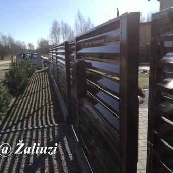 Tvoros, Vartai, Varteliai, Betonavimas / Dovydas Sagurskis / Darbų pavyzdys ID 302433